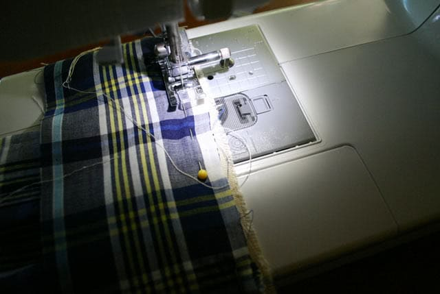 sew machine