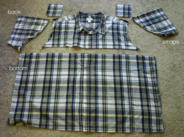 shirt transformation 1
