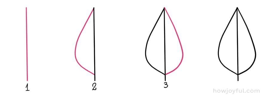 doodle leaf basics