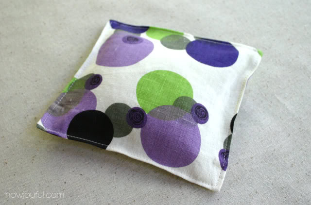 mini wrist pillow for mousepad top