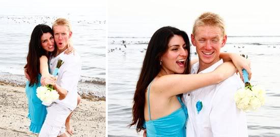 beach legal wedding