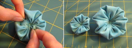 pinwheel flower tutorial last step