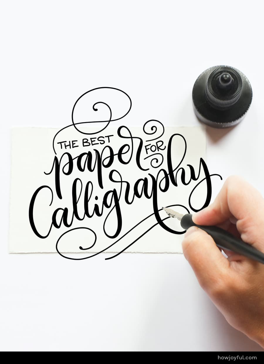 paper for calligraphy