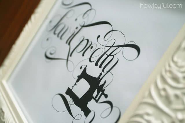 sew it pretty print