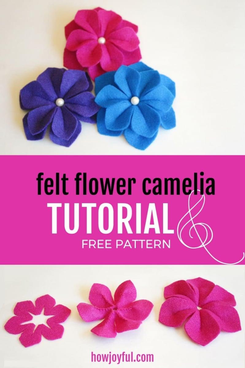 howjoyful flower pattern