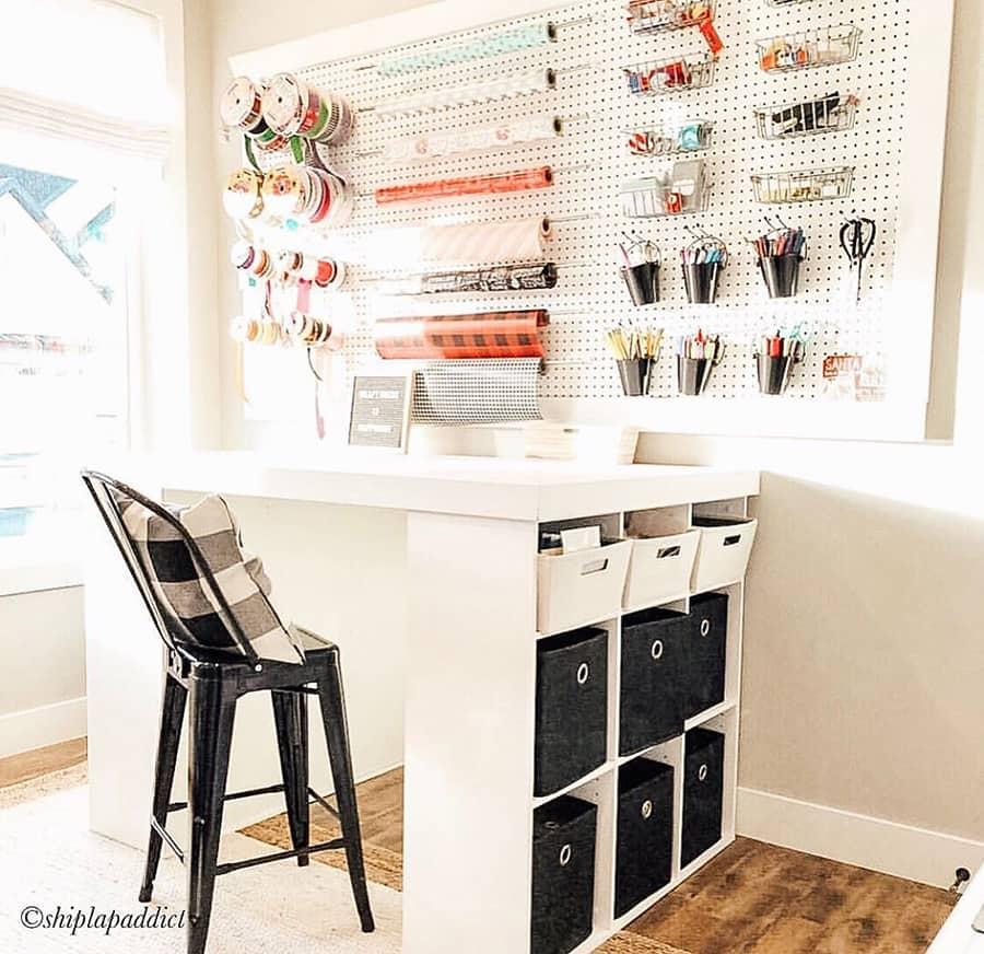 craft table inspiration legs