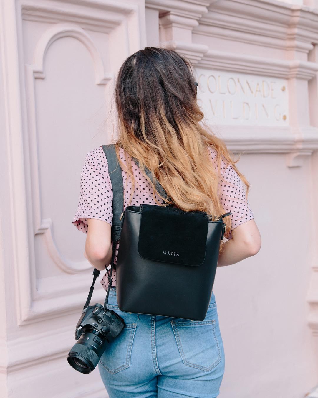 women camera bag