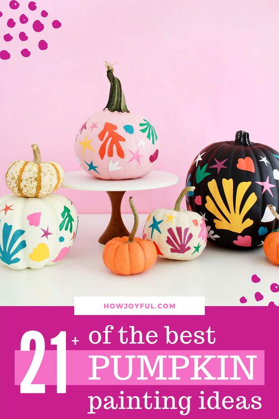 pumpkin paint roundup