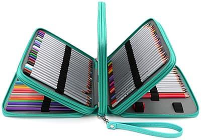 high capacity pencil case