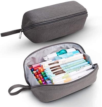 wide pencil case