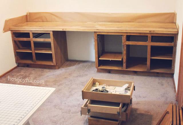 painting oak cabinets prep