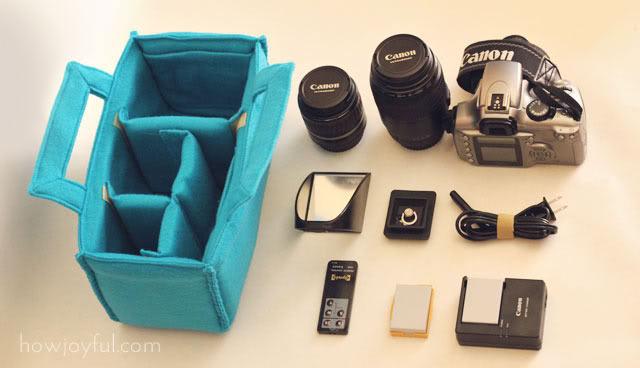 camera insert