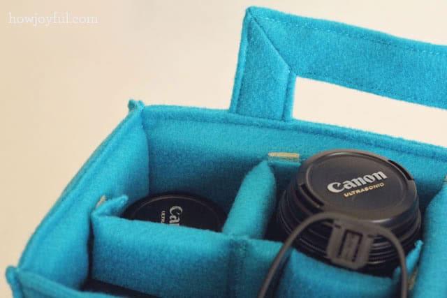 camera carrier inside 9