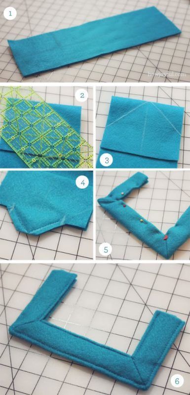 camera carrier step by step