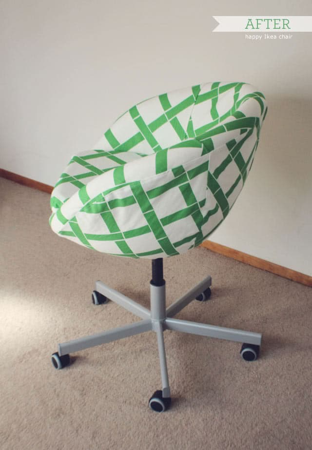 ikea computer chair cover