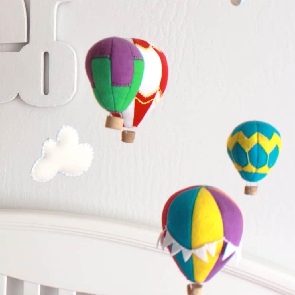 hot air ballon tutorial