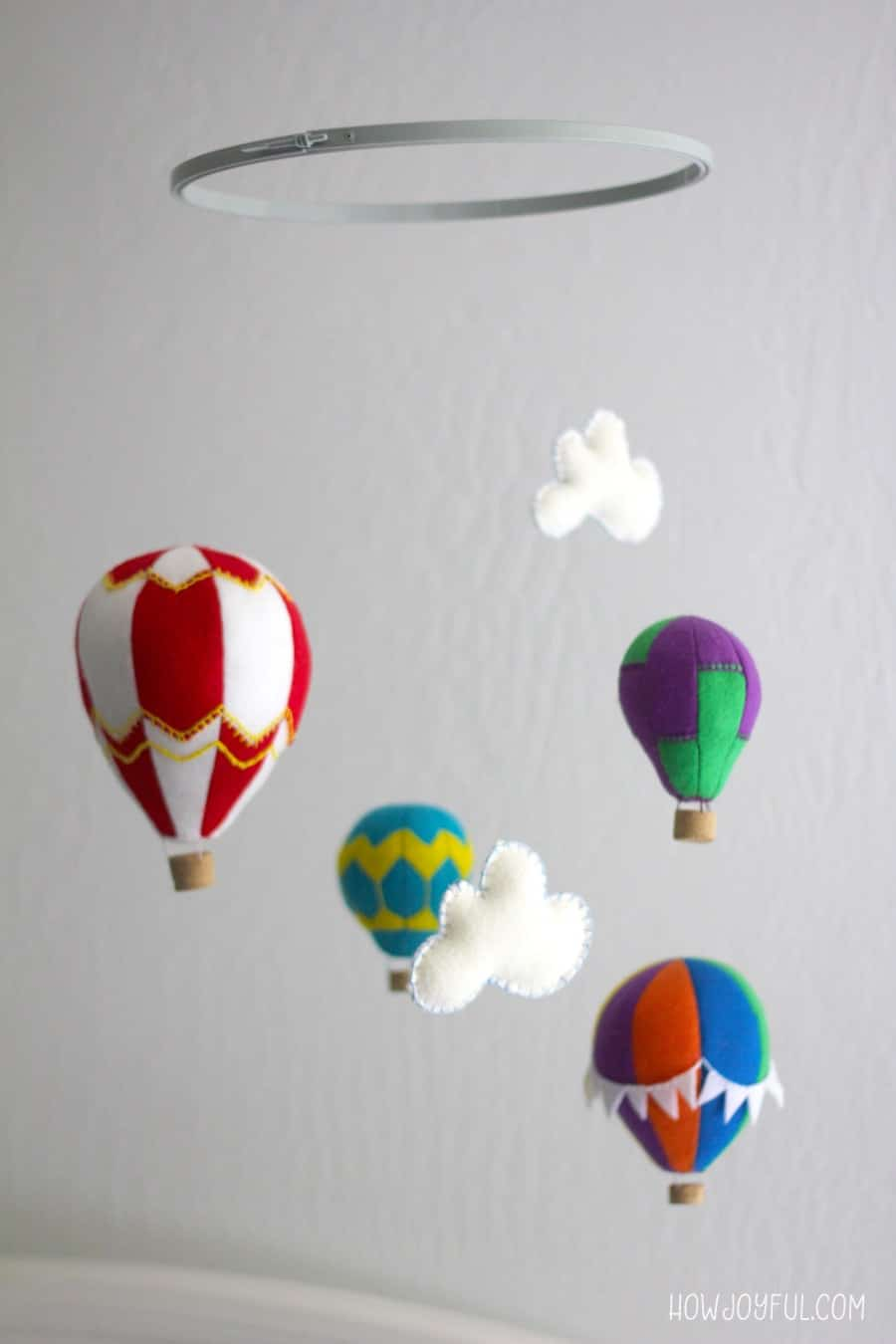 mobile hot air balloon tutorial