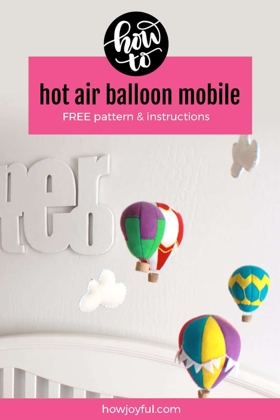 hot air balloon tutorial