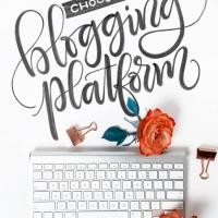 How to choose a blogging platform - A beginners guide to blogging via @howjoyful
