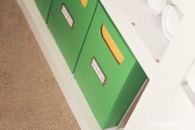 Box storage