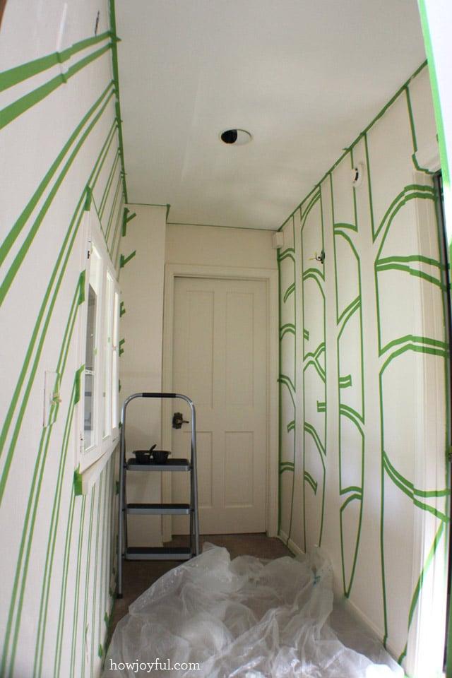hallway paint