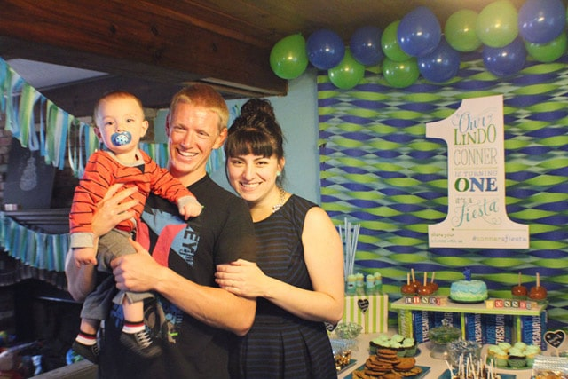conner turns one