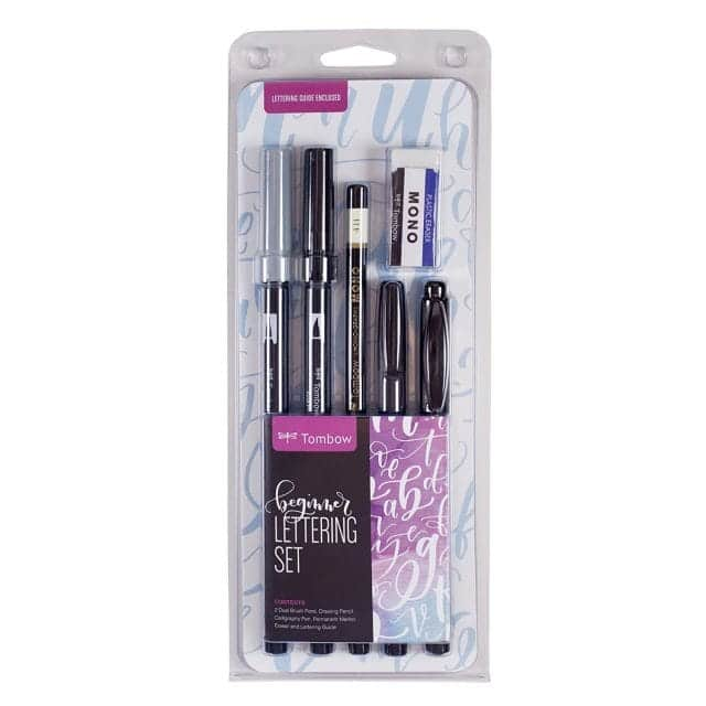 tombow beginner pack