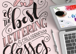 25 best classes for lettering