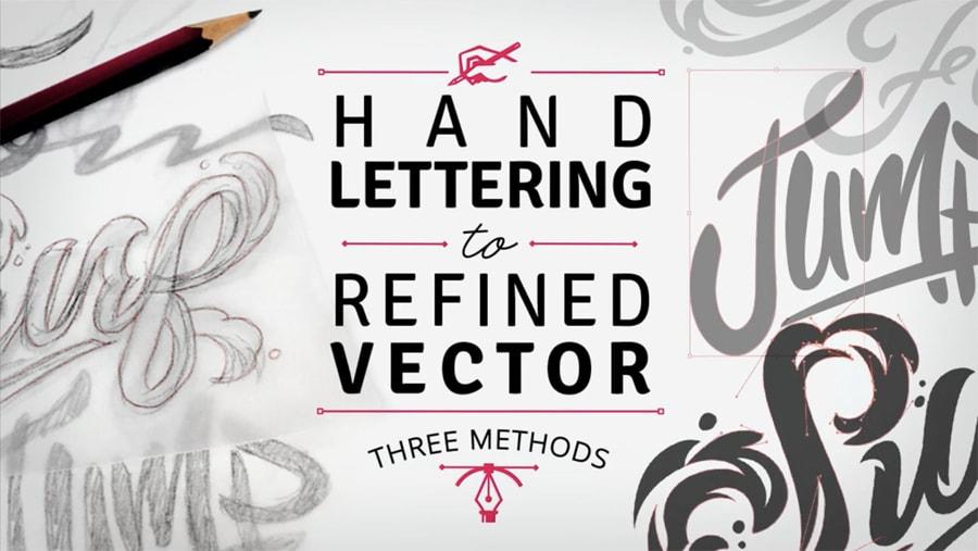 Sketch to vector online class