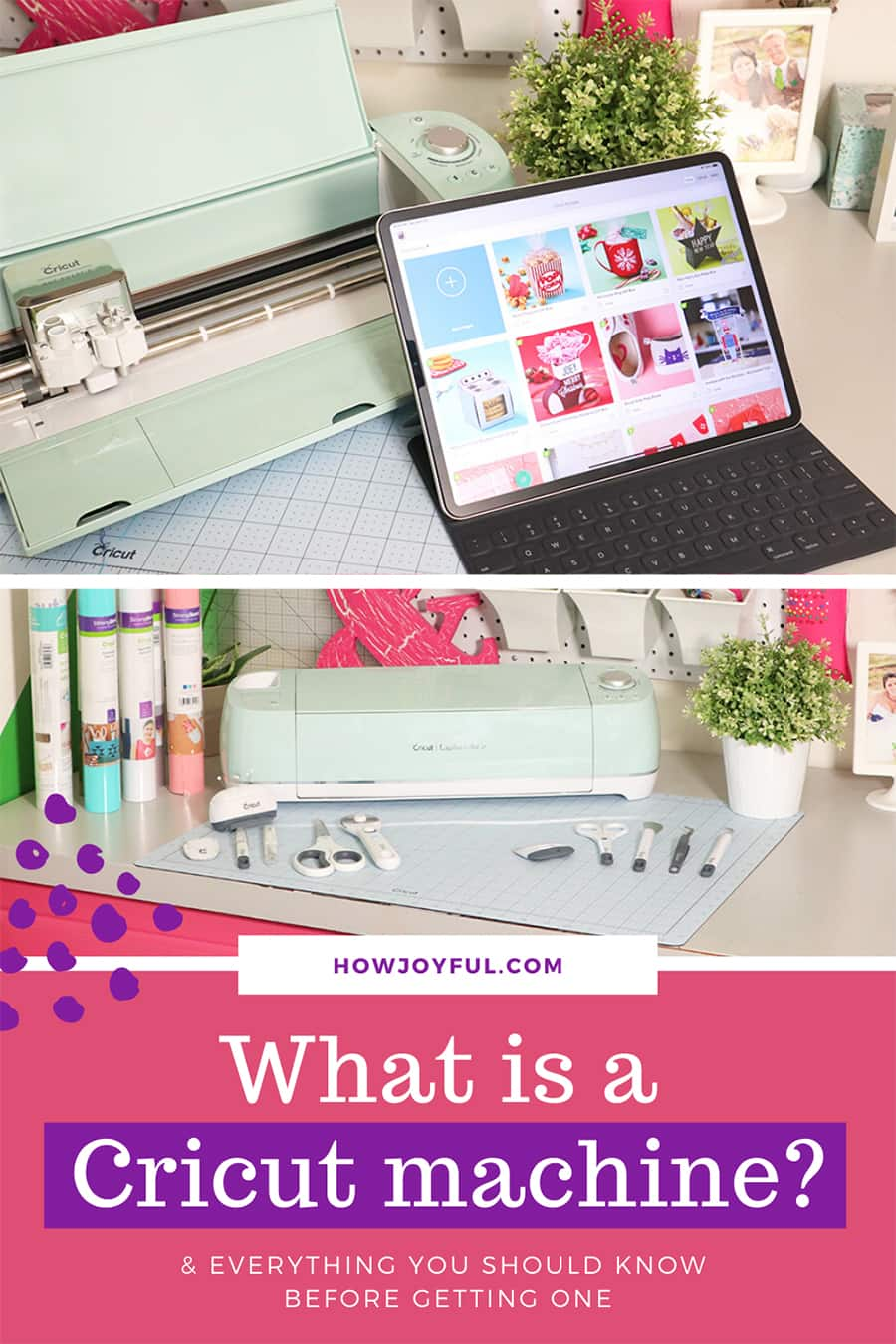 Everything you should know about Cricut machines