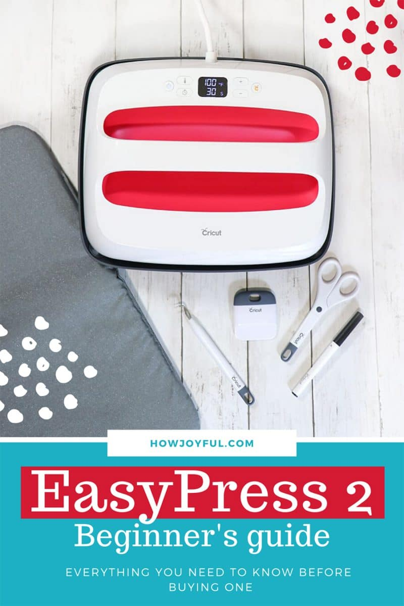 EasyPress 2 guide for beginners