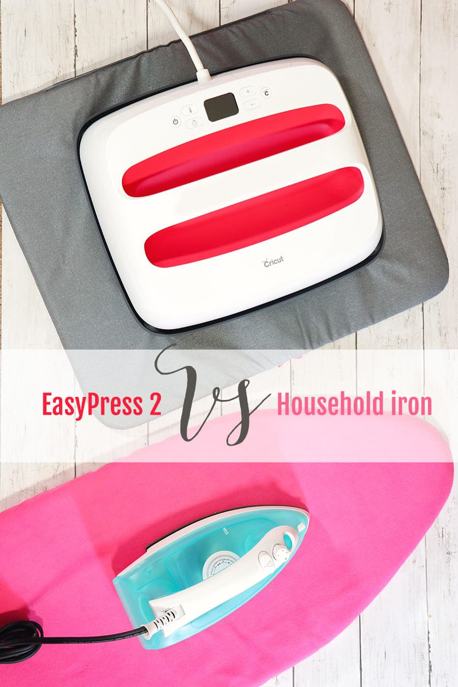 easypress 2 vs household camera