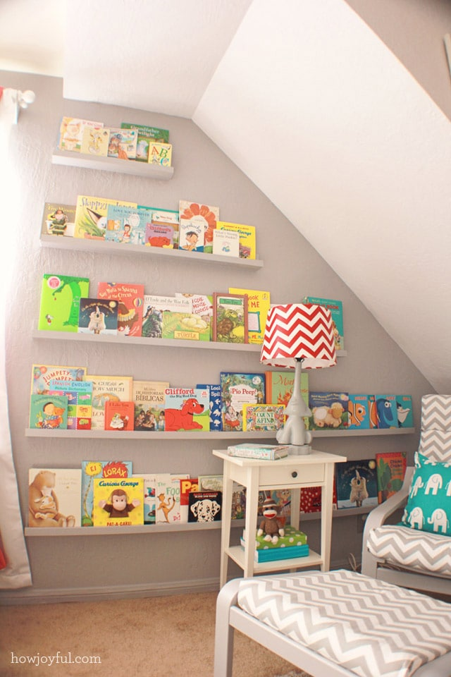 reading nook books