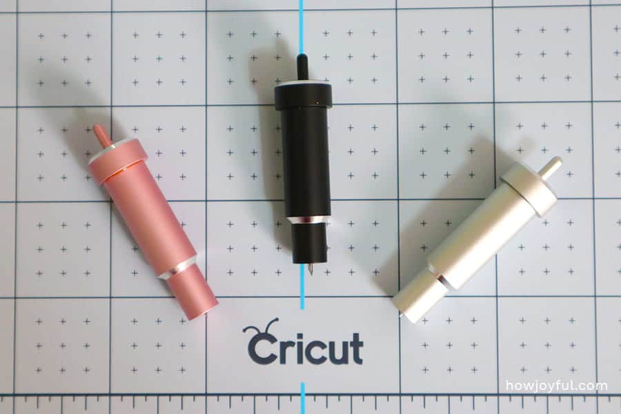 cricut machine blades