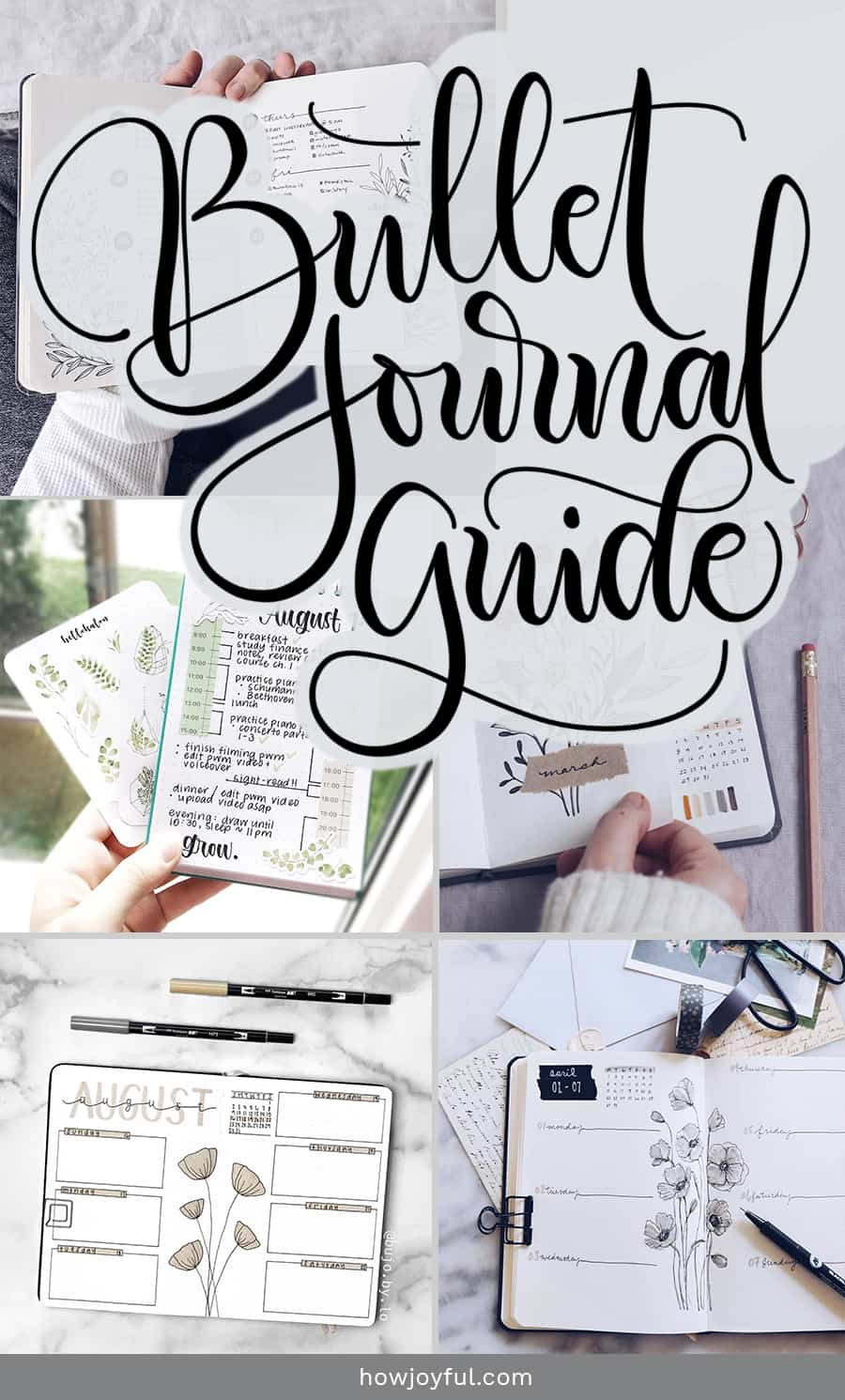 Bullet Journal: The Definitive Guide for beginners (in 10 ...