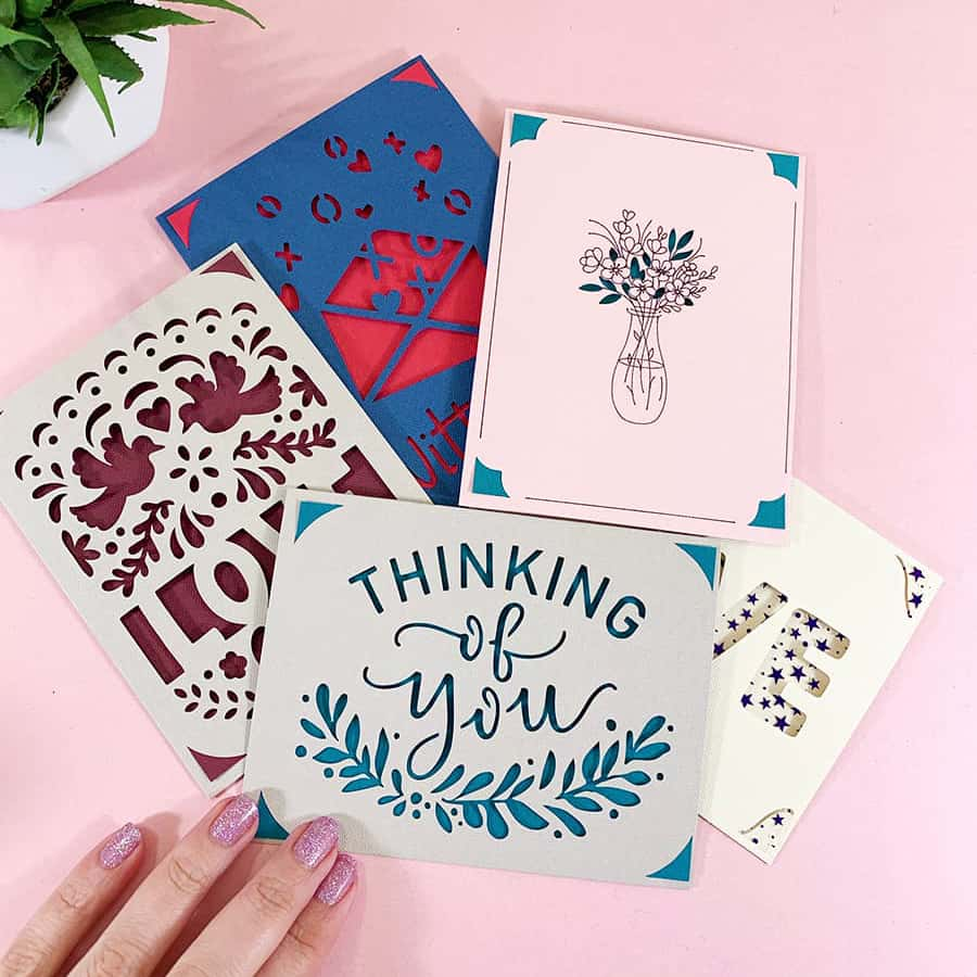 cricut joy cards