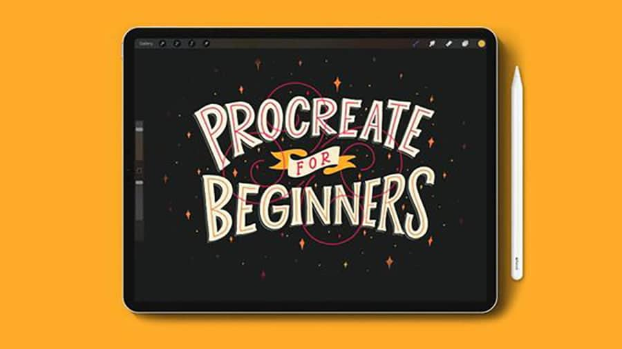Procreate for beginner on skillshare