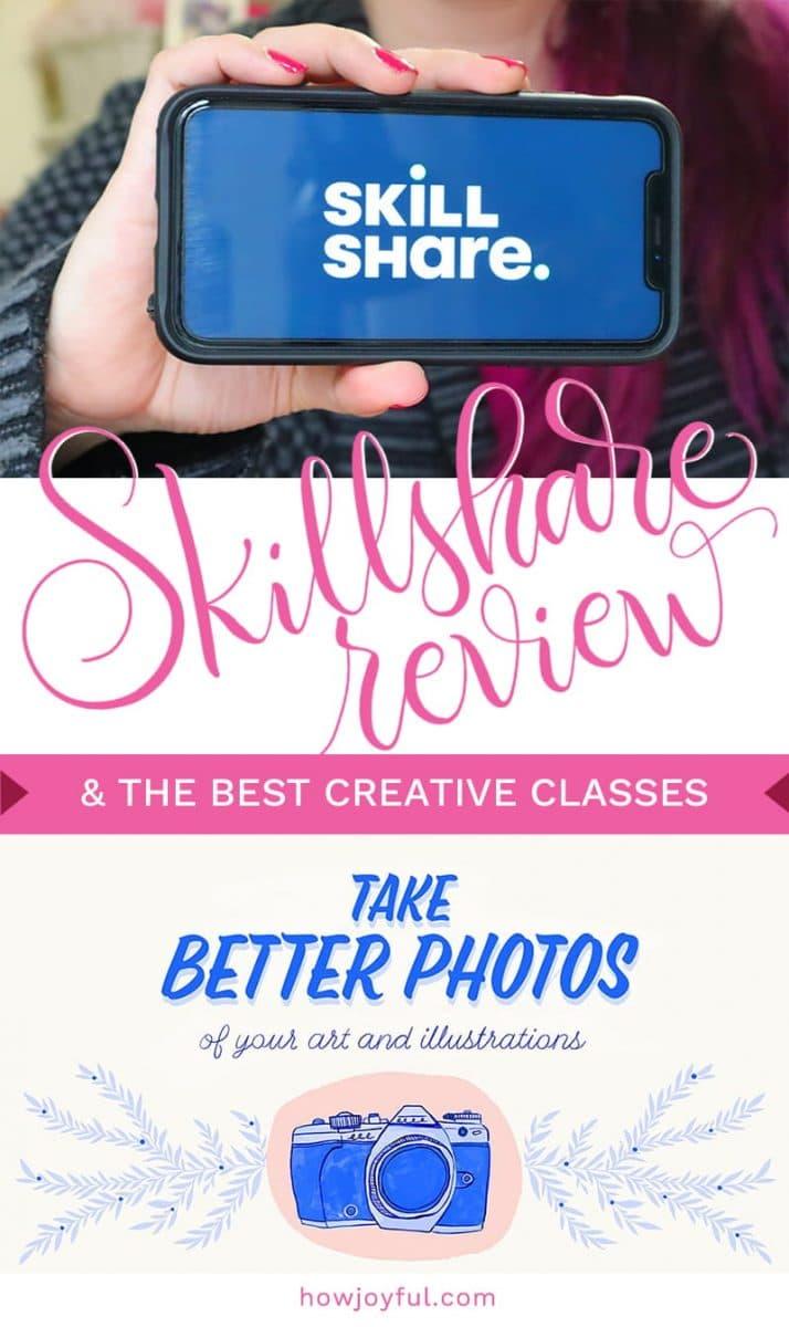 screen skillshare