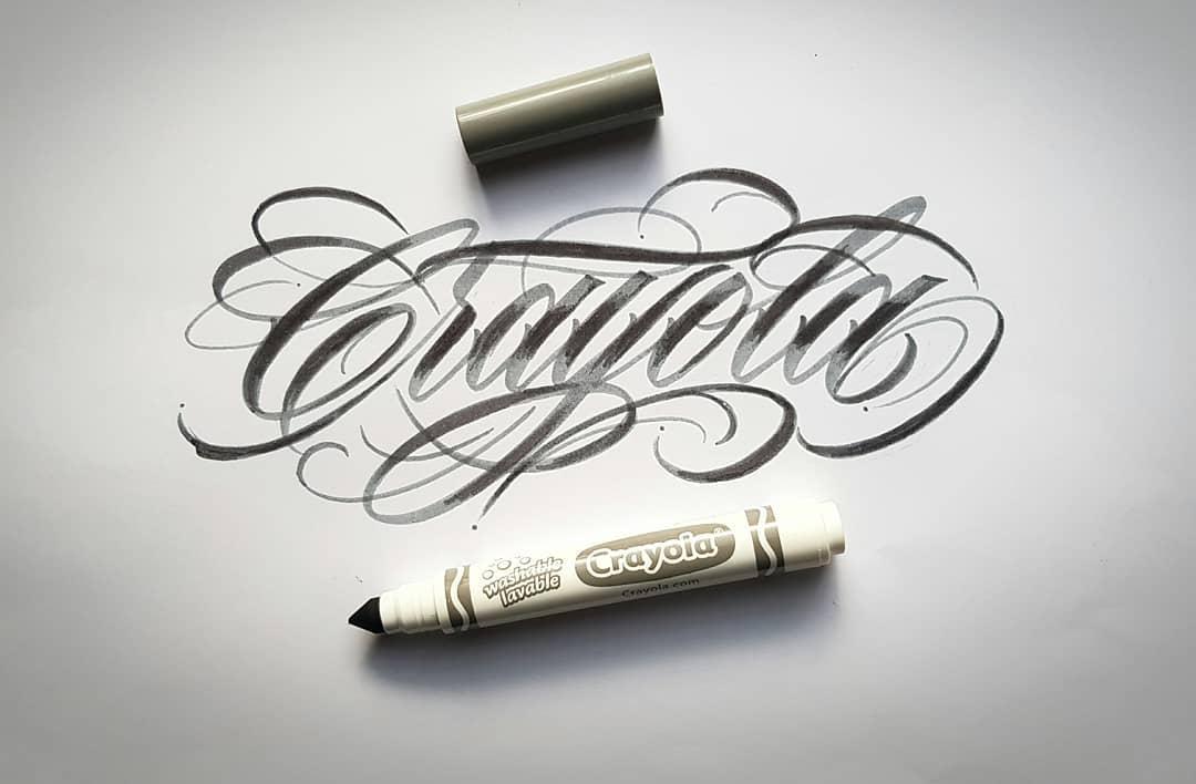 Crayola example