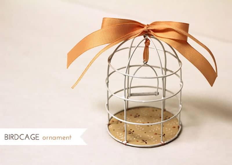 birdcage mini tutorial