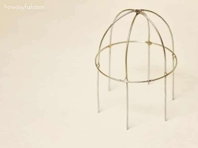 birdcage step 2