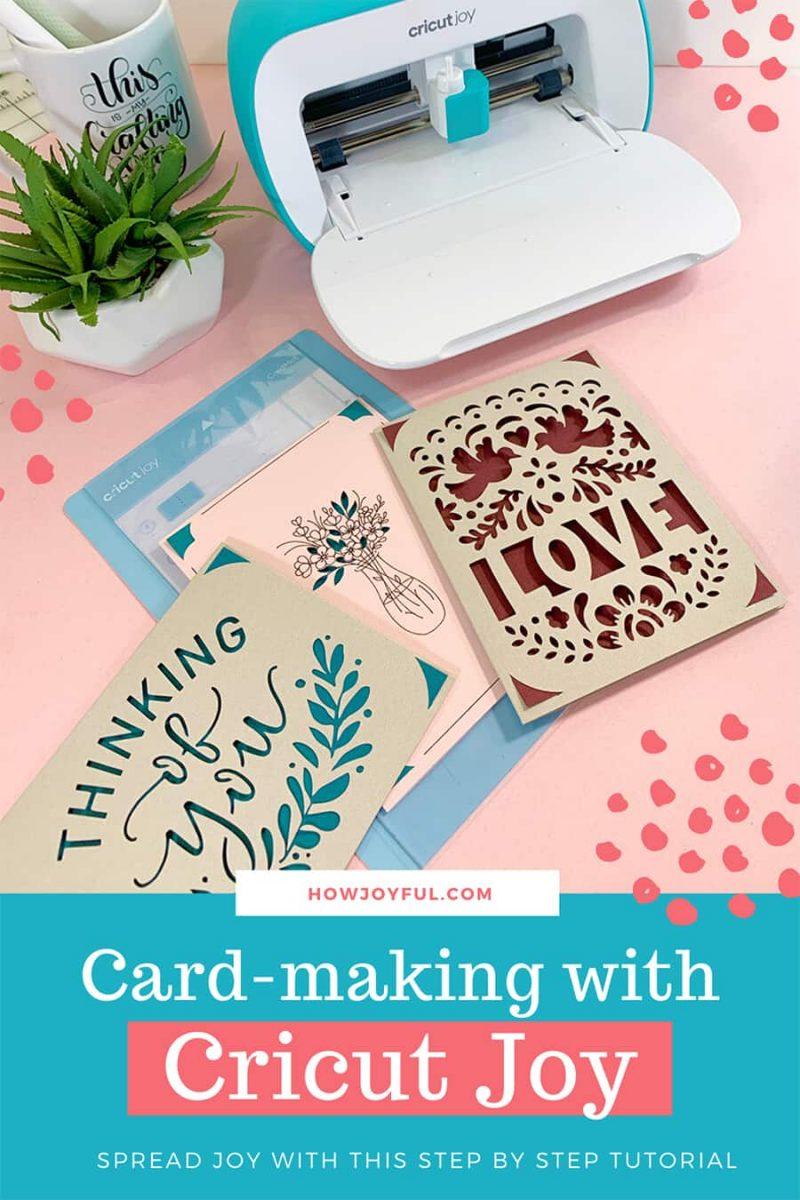 cricut card making