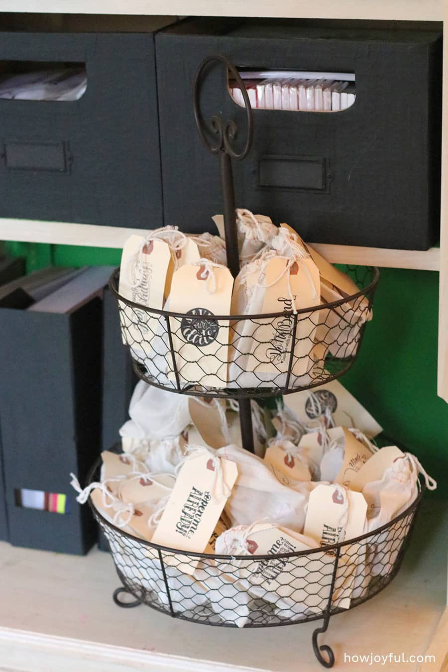 stamp organizer
