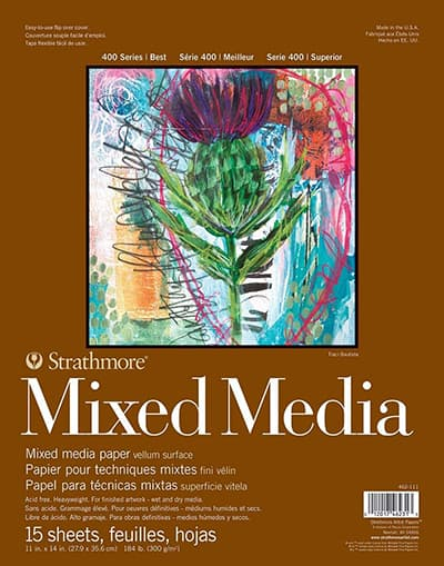 strathmore mix media