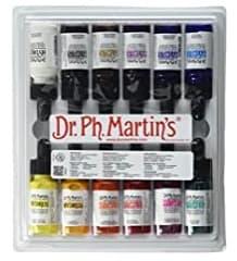watercolor inks