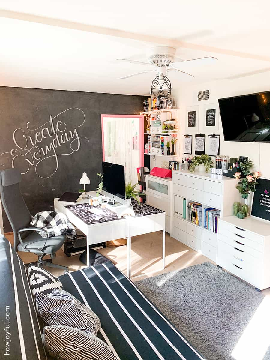 office calligraphy and lettering