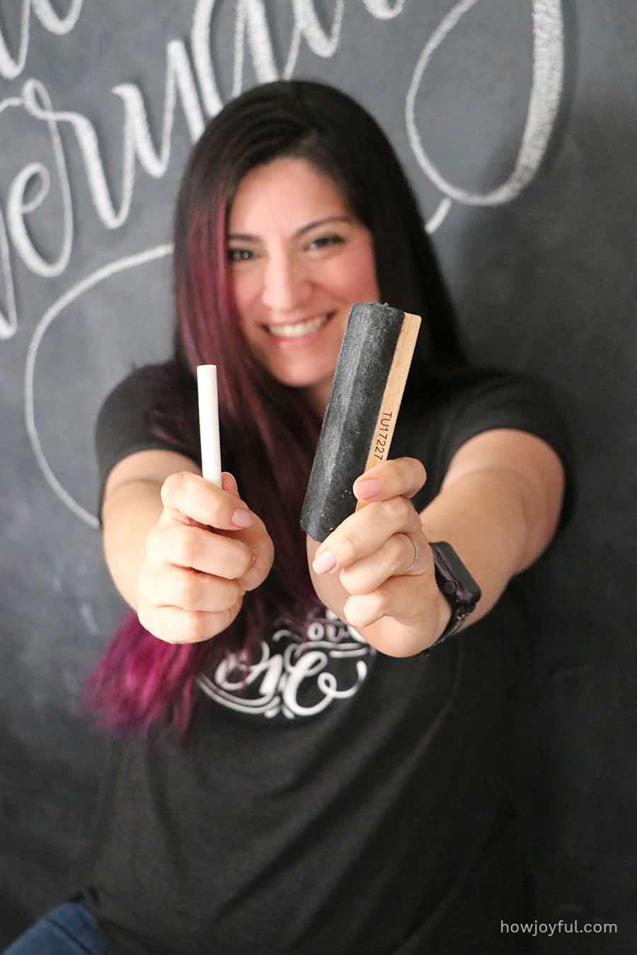 Joy Kelley chalk