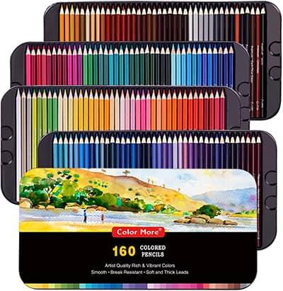 color more pencils