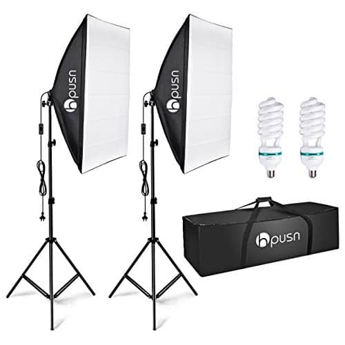 softbox light kit