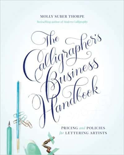 the calligraphy business handbook